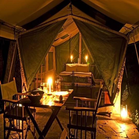 Mobile Camping Safari Tanzania